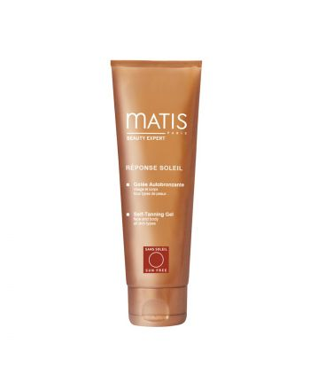 Self-Tanning-Gel for Face & Body