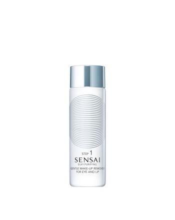 SILKY PURIFYING GENTLE MAKEUP REMOVER EYE AND LIP