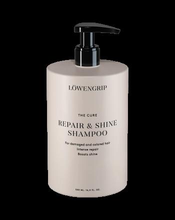 The Cure - Repair & Shine Shampoo value size