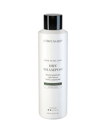 Good To Go Light - Dry Shampoo For Brown Hair