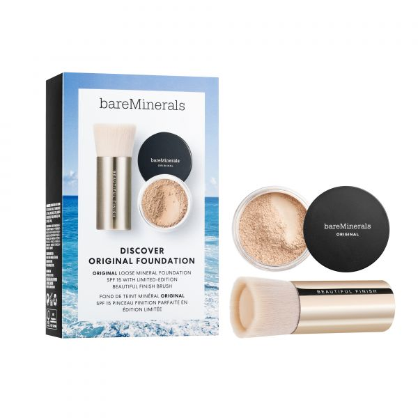 Discover Original Foundation Kit