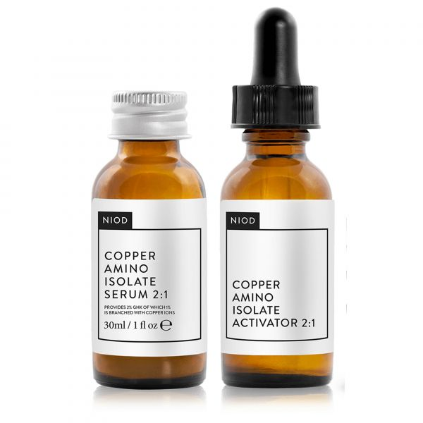 COPPER AMINO ISOLATE SERUM 2:1 30 ml